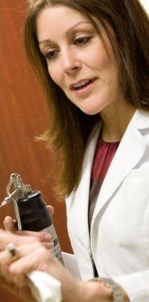 Liz Atkinson Garza M D Dermatology Associates Of San