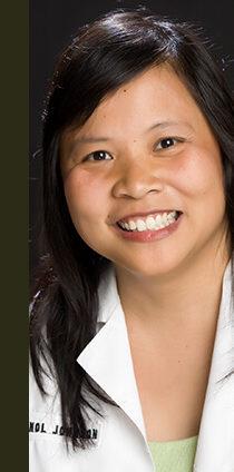 Dr Rinna Johnson Full shote