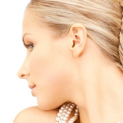 Ear Lobe Repair San Antonio Dermatology Woman