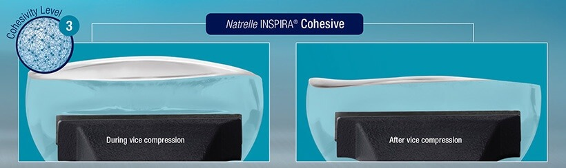 Hold Together Natrelle Implants Comparison INSPIRA Cohesive