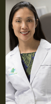 Dermatologist Dr-Karen Guerrero Portrait