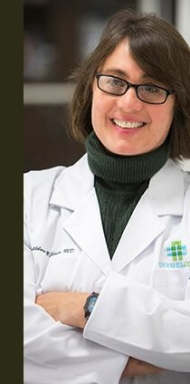 Kathleen Beverly Elmer M.D. Portrait
