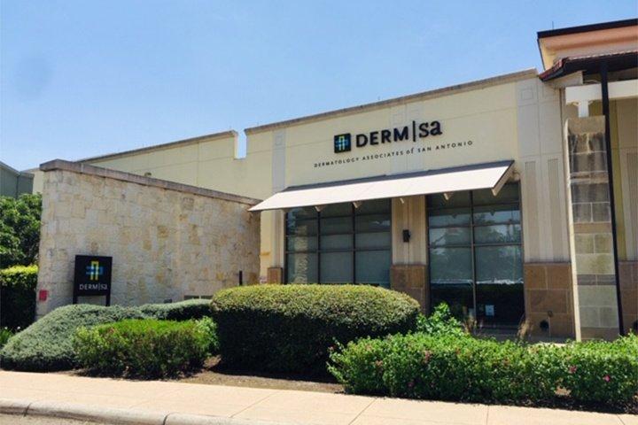 Dermatology Associates of San Antonio La Cantera Office Exterior